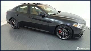 New 2019 Alfa Romeo Giulia Sedan For Sale Fort Worth, Texas