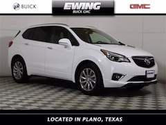 New 2020 Buick Envision Essence SUV For Sale in Plano, TX