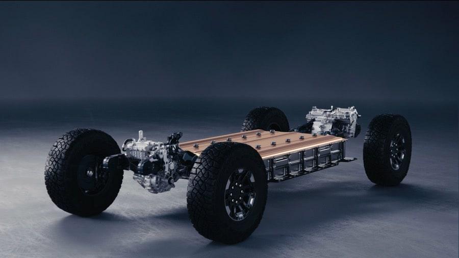 GMC HUMMER EV Ultium Platform Battery Pack