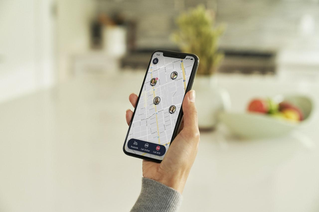 OnStar Guardian App