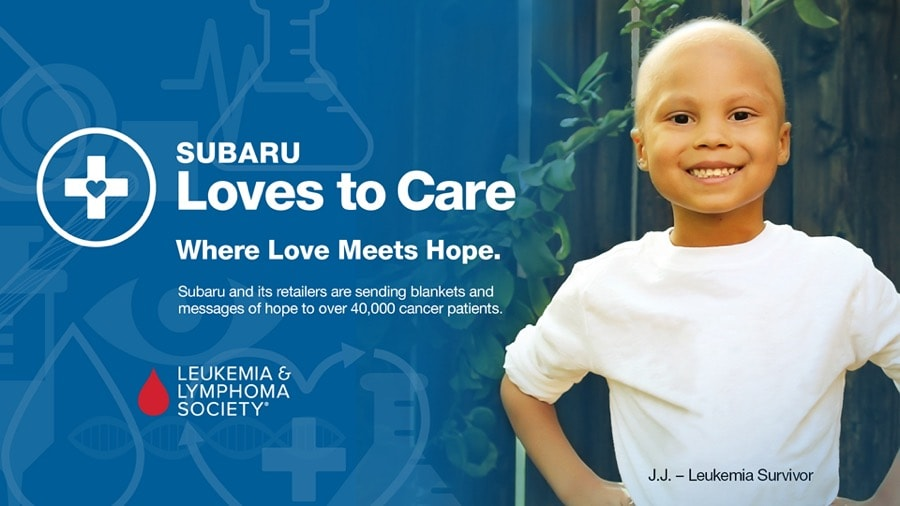Subaru Loves To Care LLC JJ