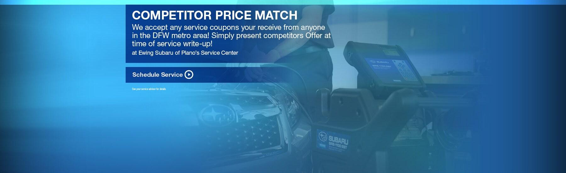 Subaru Car Repair near Dallas, TX | Ewing Subaru of Plano