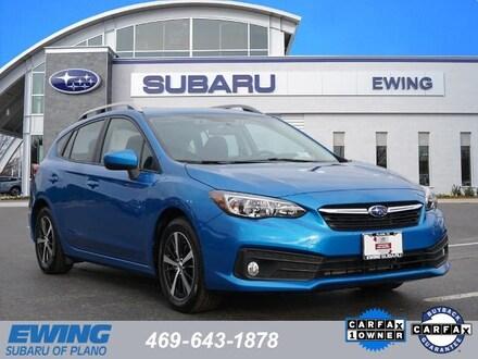 2021 Subaru Impreza Premium Hatchback
