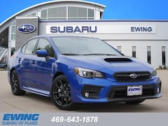 New 2021 Subaru WRX Limited Sedan for sale in Plano TX