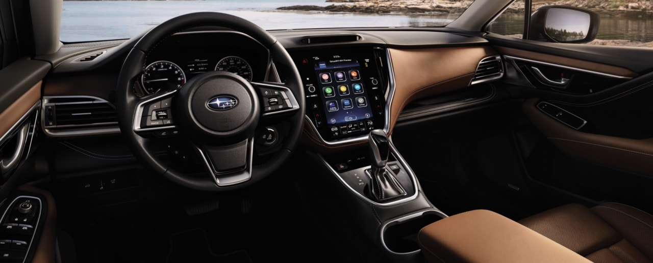 Subaru Instrument Panel STARLINK Connected Services