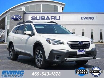 2021 Subaru Outback Limited XT SUV
