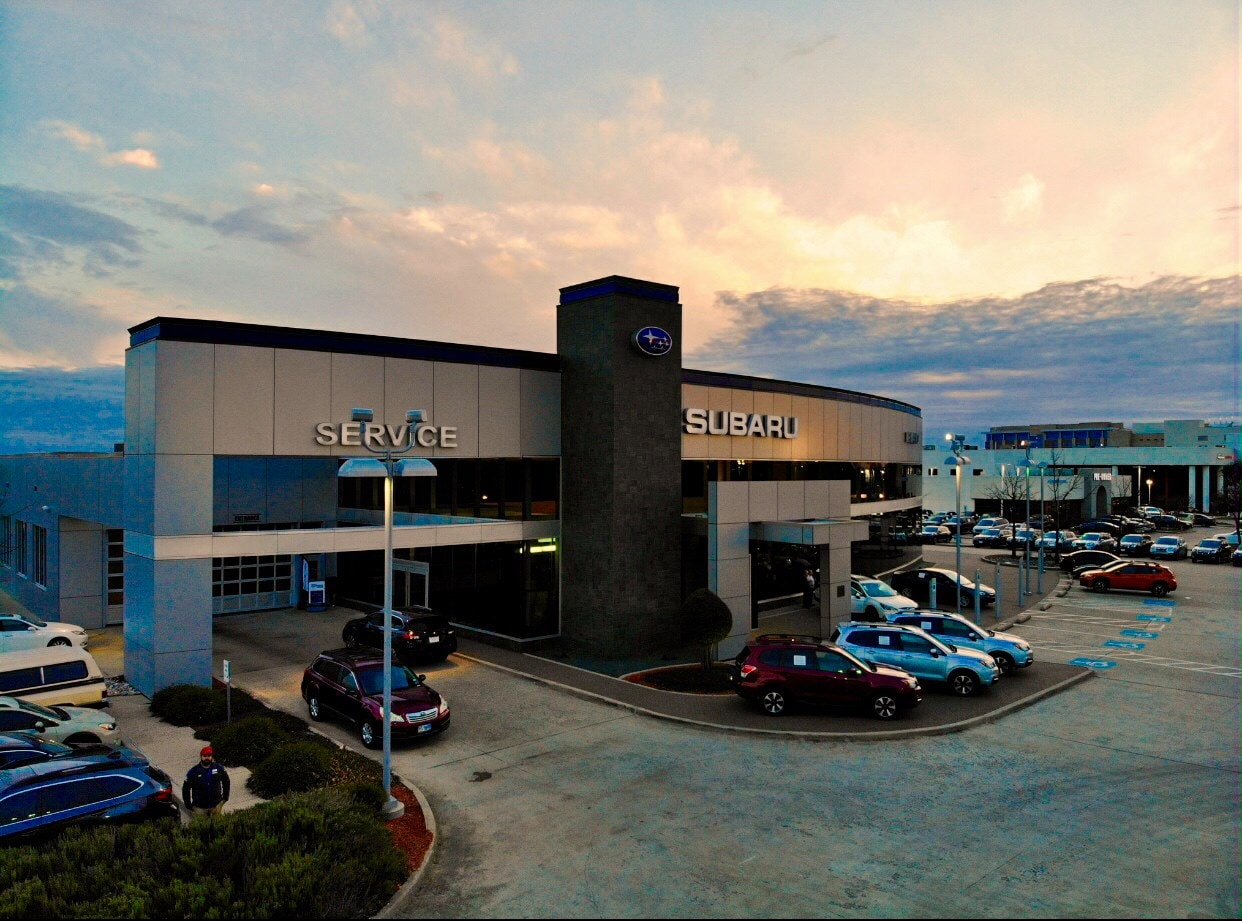 Ewing Subaru Of Plano New Dealership In Tx 75093 2000 Outback Horn