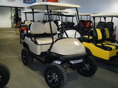 2007 CLUB CAR Precedent Custom Lifted Golf Cart