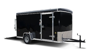 2019 Excalibur 6X12 Round Top X Pkg - Ramp Door -