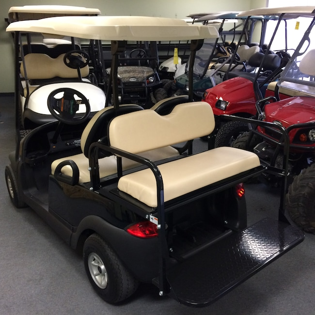 2007 CLUB CAR Precedent Custom Golf Cart with OEM New Painted Body