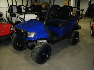 2007 CLUB CAR Precedent Alpha Body Kit - Lifted - NEW Batteries!