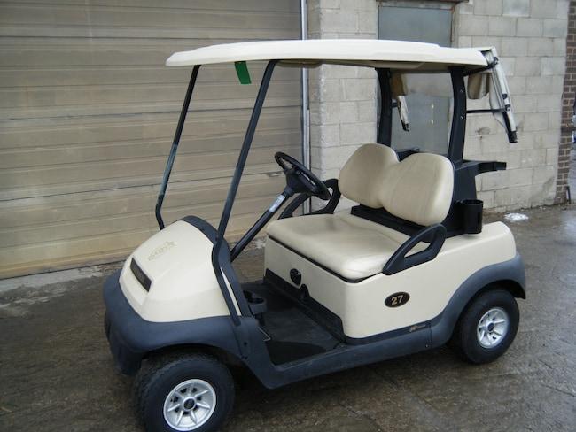 2007 CLUB CAR Precedent Build Your Own Custom Cart!
