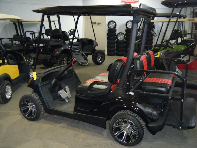 Used 2014 Yamaha Drive Golf Cart For Sale At Excalibur