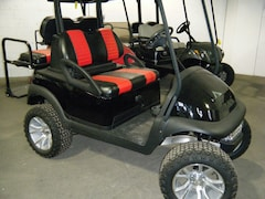 2013 CLUB CAR Precedent OEM New Painted Body - Custom Seats - Black Roof