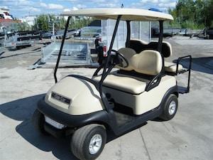 2013 CLUB CAR Precedent Custom Cart with Rear Seat & LED Lights