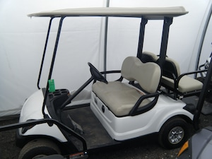 2013 YAMAHA DRIVE Golf Cart Excallent Condition! -  Rear Seat & LED Lights