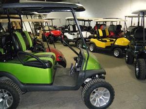 2019 Excalibur Custom Golf Cart - Club Car - EZGO - Yamaha