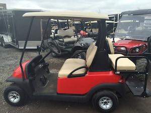 2013 CLUB CAR Precedent Custom Golf Cart with OEM New Painted Body
