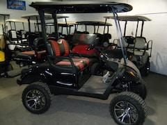 2009 YAMAHA DRIVE Golf Cart OEM New Painted Body - Custom Seats - Black Roof