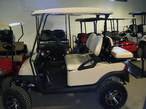 2013 CLUB CAR Precedent Custom Lifted Golf Cart
