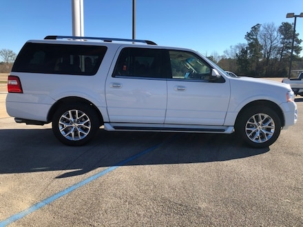 2017 Ford Expedition EL Limited Limited 4x2