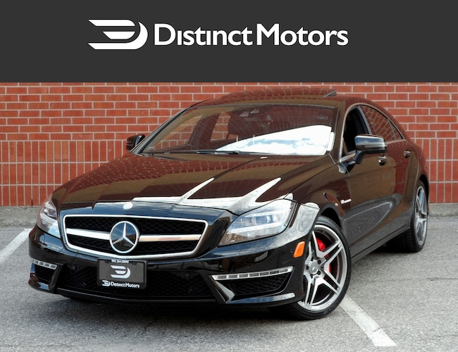2013 Mercedes-Benz CLS-Class CLS63 AMG,Perfomance pkg,Night vision,550 HP Coupe