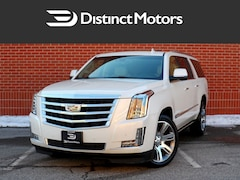 2015 CADILLAC ESCALADE ESV 8 PASS,22' ALLOYS,DUAL DVD,HUD,''LOADED'' SUV