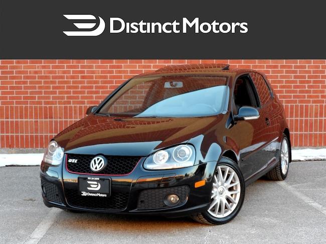 2007 Volkswagen GTI LEATHER,SUNROOF,6 SPEED,SUPER CLEAN Hatchback