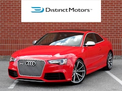 2014 Audi RS 5 BANG & OLUFSEN SOUND,AUDI WARR Coupe