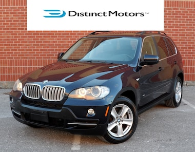 2007 BMW X5 4.8i, NAV, DVD, REAR CAM, HEADS UP DISPLAY SUV