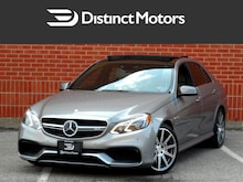 2014 Mercedes-Benz E-Class E63 AMG 4MATIC, Distronic, Nav, Surround Cam Sedan