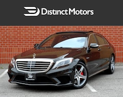 2015 Mercedes-Benz S-Class S63 AMG, 4MATIC, NIGHT VISION, HUD, ''LOADED'' Sedan