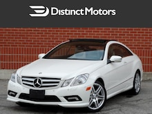 2010 Mercedes-Benz E-Class E350 COUPE,AMG SPORT,PREMIUM,NAV,LOADED Coupe