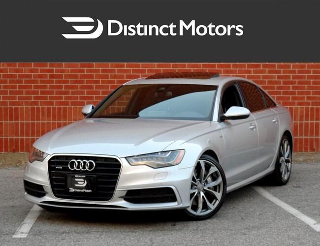 2014 Audi A6 3.0 Technik,S LINE,NAV,360 CAM,LANE KEEP ASSIST Sedan