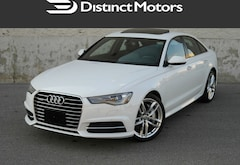 2016 Audi A6 Technik, S LINE, NAV, REAR CAM, VENTILATED SEATS Sedan