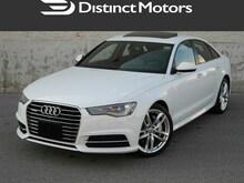 2016 Audi A6 Technik, S LINE, NAV, REAR CAM, VENTILATED SEATS Sedan