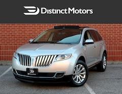2011 Lincoln MKX ELITE, NAV, REAR CAM, BLIND SPOT, PANORAMIC SUV