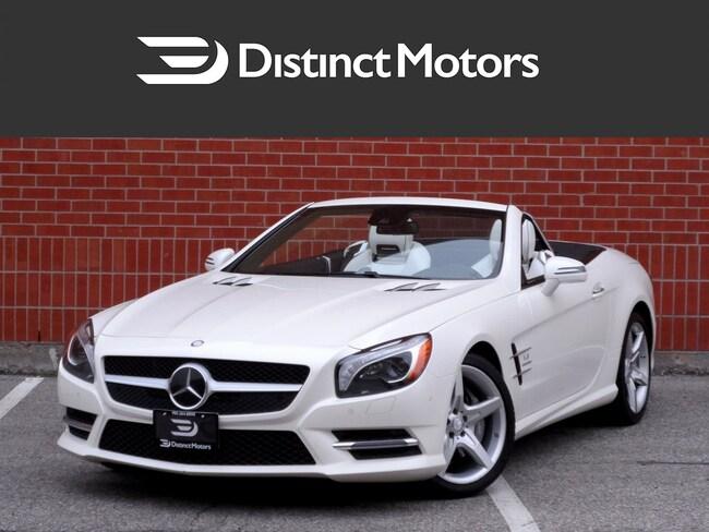 2014 Mercedes-Benz SL 550 AMG,DISTRONIC,MAGIC SKY,DESIGNO,''LOADED'' Convertible