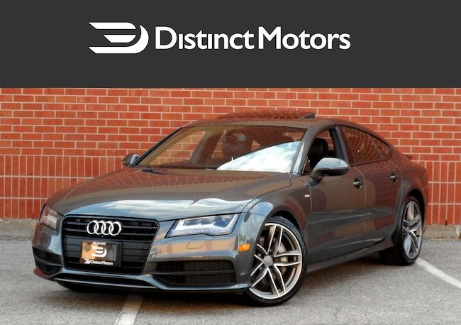 2015 Audi A7 S Line Technik,Nav,Vented seats,360 Cam''LOADED'' Hatchback