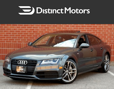 2015 Audi A7 S Line Technik,Nav,Vented seats,360 Cam''LOADED'' Hatchback