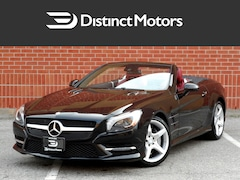 2015 Mercedes-Benz SL-Class SL550, AMG SPORT, PREMIUM, ACCIDENT FREE, ''LOADED Convertible