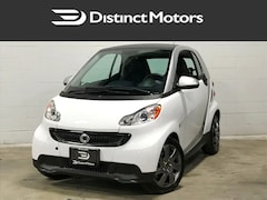 2015 smart fortwo PASSION, NAV, LEATHER, HEATED SEATS, ONLY 12K Coupe