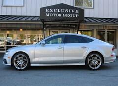 2012 Audi A7 Premium Plus Prestige (Tiptronic) Sedan