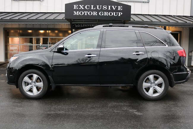 2012 Acura MDX Technology Package SH-AWD (A6) SUV