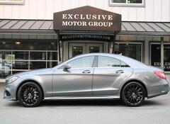 2017 Mercedes-Benz CLS 550 AVANTGARDE EDITION Sedan