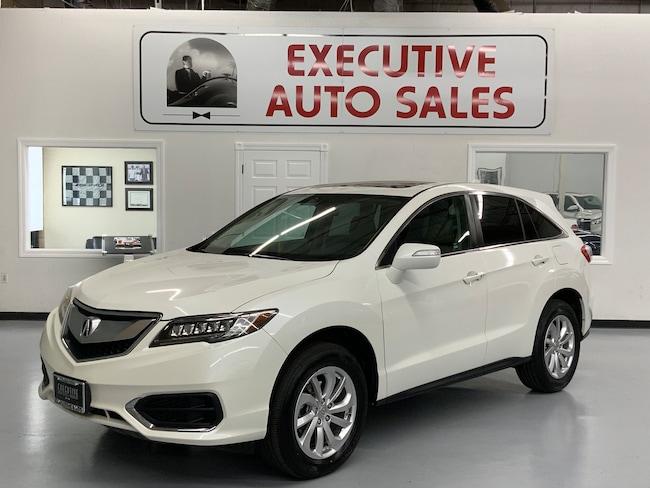 2016 Acura RDX Technology SUV