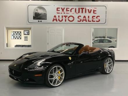 2011 Ferrari California Base Convertible