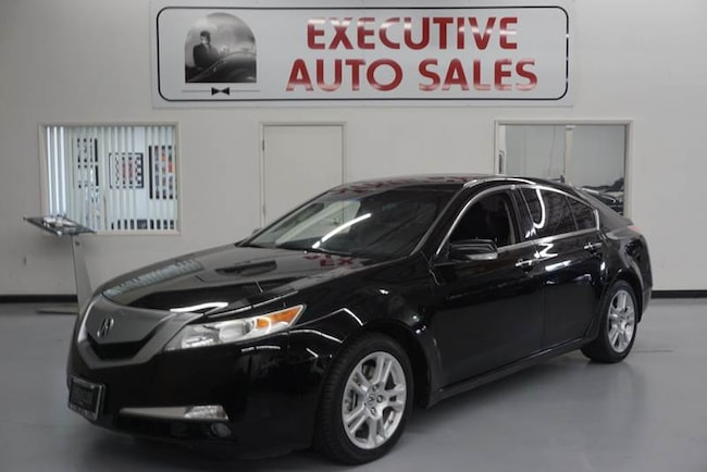 2011 Acura TL 3.5 w/Technology Sedan