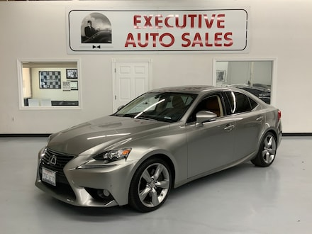 2014 LEXUS IS 350 Premium Sedan