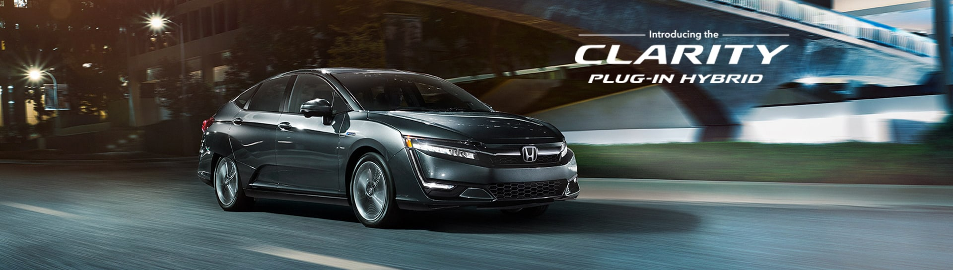 Honda Clarity Plug In